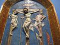 Jacopo della quercia (attr.), crocifissione, siena, 1420 ca. 02.JPG
