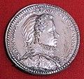 Jacques jonghelinck, medaglia di margherita d'austria, 1567.jpg