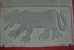 Casa Na Bolom - Na Bolom jaguar symbol