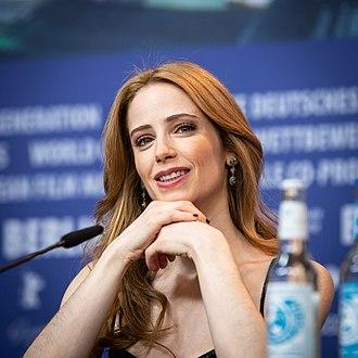 Jaime Ray Newman - Newman at the 2019 Berlin Film Festival