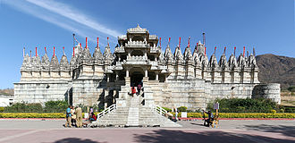 List of Jain temples - Wikipedia