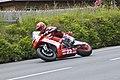 James Hillier entering The Nook, Isle of Man.jpg