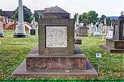 James Pinckney Henderson's grave