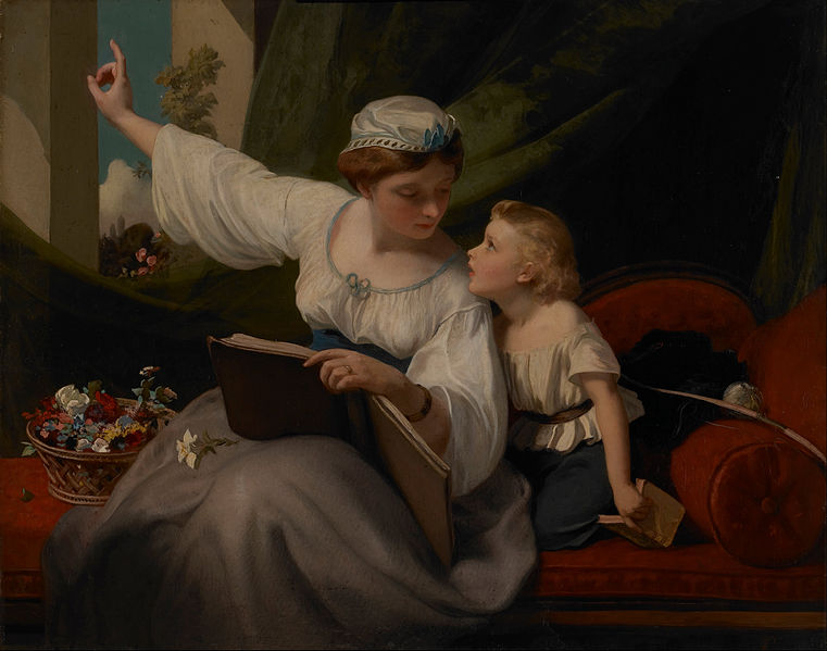 File:James Sant - The Fairy Tale - Google Art Project.jpg