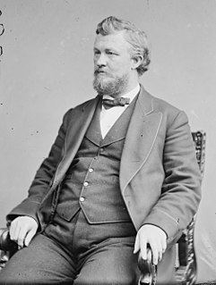 James W. McDill American politician