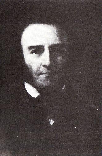 James Meadows Rendel (engineer) - James Meadows Rendel painted by Sir William Boxall