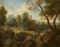 Jan Frans van Bloemen (1662-1749) - A Classical Landscape - 1439089 - National Trust.jpg