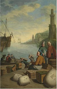 Jan Josef Horemans the Younger - View of an Oriental Port.jpg