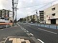 Japan National Route 199 near Futajima Station 2.jpg