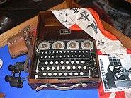 Japanese secure teletype 2