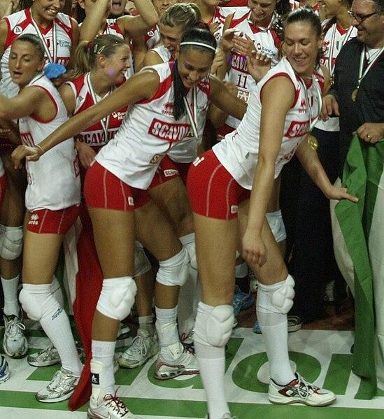 Galeria de Fotos de las mejores Voleibolistas del Mundo 549px-Jaqueline-Garzaro