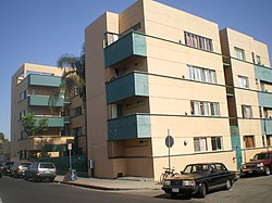 Jardinette Apartments, Los Angeles.JPG