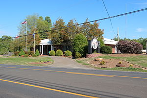 Jasper, Georgia - Jasper City Hall