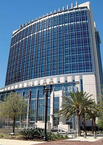 Bryan Simpson United States Courthouse - Image: Jax Federal Courthouse