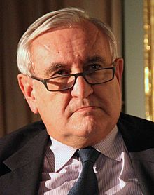 Description de l'image Jean-Pierre Raffarin par Claude Truong-Ngoc 2013 (cropped 2).jpg.