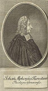 Jean-Alphonse Turrettini Genevan theologian