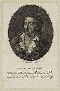 Bonneville And Son >> Jean-Marie Collot d'Herbois — Wikipédia