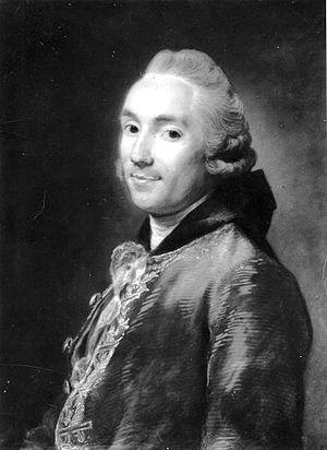 Jean-Joseph de Laborde - Late-1700s portrait of Laborde