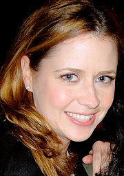 Not the office pam jenna fischer fakes speaking