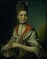 Jens Juel - Portrait of Anna Elisabeth Battier, née Storp - KMS3634 - Statens Museum for Kunst.jpg