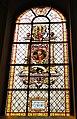 Jer 22,29 - Stained glass window - Providenzkirche - Heidelberg - Germany 2017.jpg
