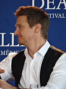 Renner at Festival Deauville in 2012