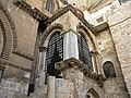 Jerusalem, Holy Sepulchre courtyard (17); 1-3000-211.jpg