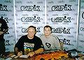 Jerzy Owsiak with fan.jpg