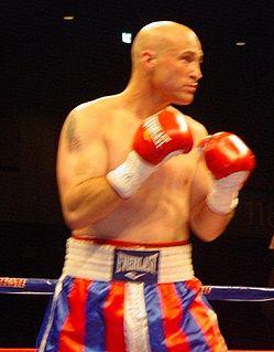 Jesse Brinkley American boxer