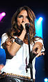 Jessie James at the Tour for the Troops concert in Incirlik Air Base 03.JPG