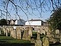 Jewish Cemetery in Highland Road - geograph.org.uk - 1020523.jpg