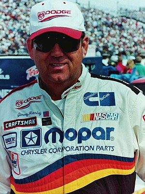 Jimmy Hensley - Hensley in 1996