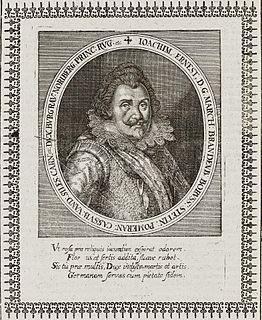 Joachim Ernst, Margrave of Brandenburg-Ansbach Margrave of Brandenburg-Ansbach