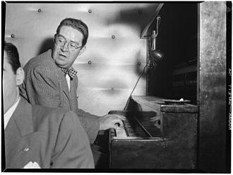 Joe Sullivan - Joe Sullivan, New York, N.Y., ca. Jan. 1947 Photograph by William P. Gottlieb.
