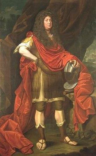 John Frederick, Duke of Brunswick-Lüneburg - Image: Johann Friedrich(1625 1679)