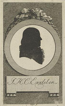 Johann Heinrich Christian Erxleben