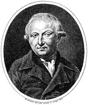 Johann Nikolaus Forkel - Johann Nikolaus Forkel