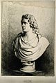 Johann Wolfgang von Goethe. Etching by W. Unger, 1881, after Wellcome V0002303.jpg