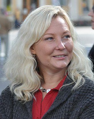 Johanna Jurva - Johanna Jurva in August 2011.