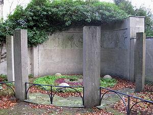 Mathias Wieman - Wieman grave, Osnabrück