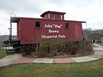 "Olive Hill, Kentucky - Image: John ""Hop"" Brown Memorial Park"