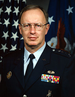 Homeland Security Advisor - Image: John A Gordon