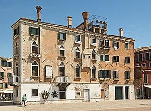 John Cabot - Giovanni Caboto house in Venice