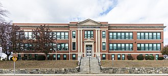 West Warwick, Rhode Island - John F. Horgan Elementary School