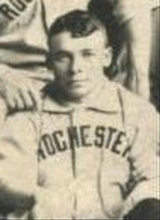 John Fitzgerald (Rochester Broncos pitcher) - Image: John Fitzgerald 1889