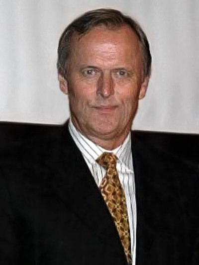 Picture of an author: John Grisham
