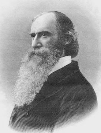 Newberry Volcano - Newberry Volcano was named after John Strong Newberry (pictured), an American surgeon and geologist who explored central Oregon in the early 19th century, though he never actually visited the volcano itself.