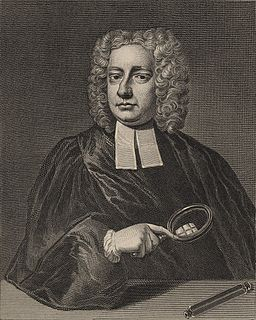 French-born British natural philosopher and clergyman