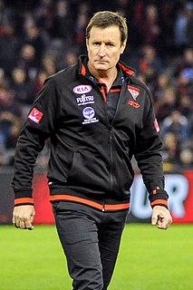 John Worsfold Australian rules footballer, born 1968