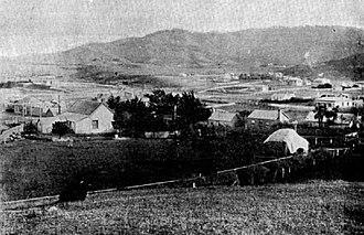 Johnsonville, New Zealand - Johnsonville around 1885